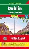 Freytag & Berndt Stadtplan Dublin; Dublino