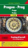 Freytag & Berndt Stadtplan Prag; Prague; Praga; Praha