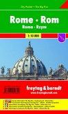 Freytag & Berndt Stadtplan Rom / Rome / Roma / Rim / Rzym