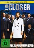 The Closer - Die komplette zweite Staffel (4 DVDs)