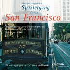 Spaziergang durch San Francisco, 1 Audio-CD