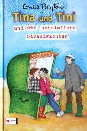 Buch-Reihe Tina und Tini von Enid Blyton