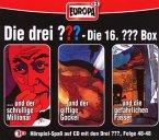 3er Box / Die drei Fragezeichen Bd.46-48 (3 Audio-CDs)