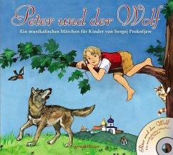 Peter und der Wolf + CD - Prokofjew, Sergej
