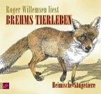 Brehms Tierleben, Heimische Säugetiere, 2 Audio-CDs