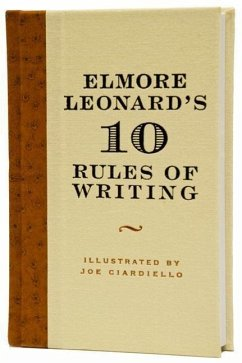 Elmore Leonard´s 10 Rules of Writing