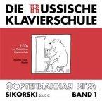 Die Russische Klavierschule 1. 2 CD#s