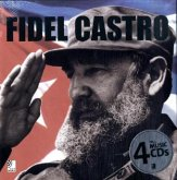 Fidel Castro, Bildband u. 4 Audio-CDs