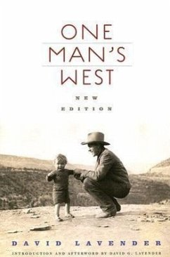 One Man's West, New Edition - Lavender, David