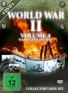 World War II - Collector's Box Set Vol  04 (4 DVDs / NTSC