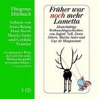 Früher war noch mehr Lametta, Audio-CD