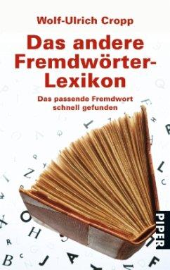 Das andere Fremdwörterbuch