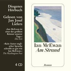 Am Strand, 4 Audio-CDs - McEwan, Ian