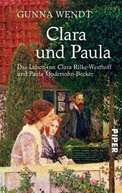 Clara und Paula - Wendt, Gunna