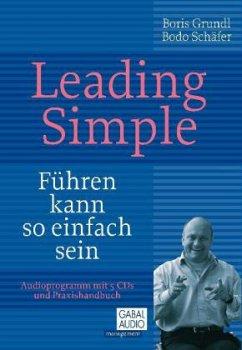 Leading Simple, 5 Audio-CDs - Grundl, Boris; Schäfer, Bodo
