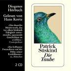 Die Taube, 2 Audio-CDs