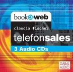 telefonsales, 3 Audio-CDs