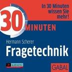 30 Minuten Fragetechnik, 1 Audio-CD