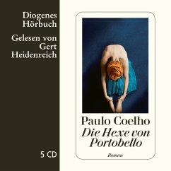 Die Hexe von Portobello, 5 Audio-CDs - Coelho, Paulo