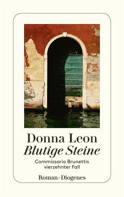 Blutige Steine / Commissario Brunetti Bd.14 - Leon, Donna