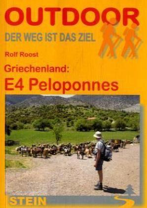 Griechenland: E4 Peloponnes - Roost, Rolf