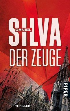 Der Zeuge / Gabriel Allon Bd.4 - Silva, Daniel