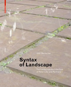 Syntax of Space - Weilacher, Udo