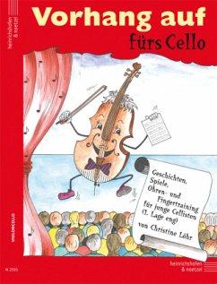 Vorhang auf fürs Cello
