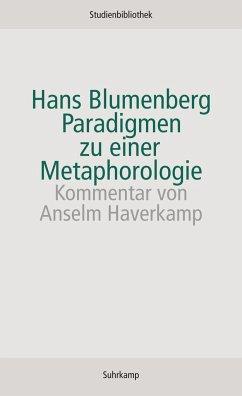 Paradigmen zu einer Metaphorologie - Blumenberg, Hans