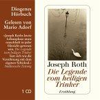 Die Legende vom heiligen Trinker, 1 Audio-CD