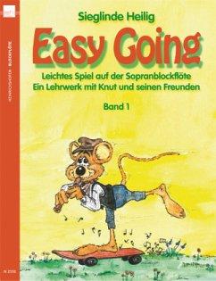 Easy Going, für Sopranblockflöte