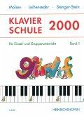 Klavierschule 2000