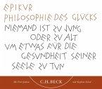Philosophie des Glücks, Audio-CD