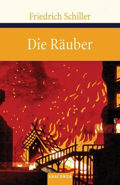Die Räuber - Schiller, Friedrich von