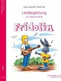 Liedbegleitung zur Gitarrenschule 'Der große Fridolin'