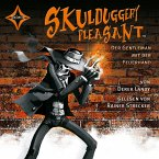 Der Gentleman mit der Feuerhand / Skulduggery Pleasant Bd.1 (6 Audio-CDs)