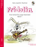 Fridolin, für Gitarre, m. Audio-CD