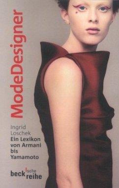 Modedesigner - Loschek, Ingrid