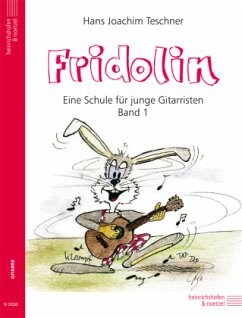 Fridolin, für Gitarre