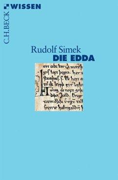 Die Edda - Simek, Rudolf