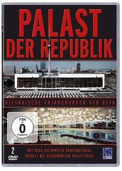 Palast der Republik - Historische Erinnerungen der DEFA (2 DVDs) - Diverse