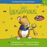 Leo Lausemaus, 1 Audio-CD