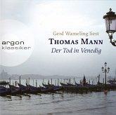 Der Tod in Venedig, 3 Audio-CDs