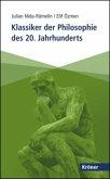 Klassiker der Philosophie des 20. Jahrhunderts