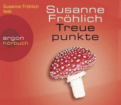 Treuepunkte, 4 Audio-CDs - Fröhlich, Susanne
