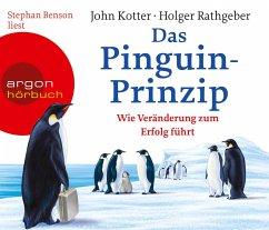 Das Pinguin-Prinzip, 2 Audio-CD - Kotter, John P.; Rathgeber, Holger
