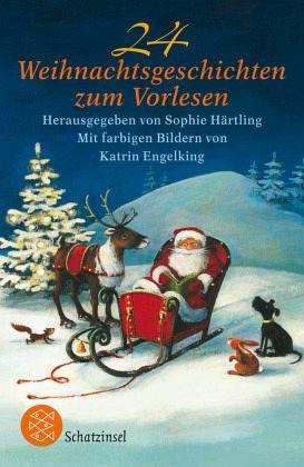 24 Weihnachtsgeschichten zum Vorlesen - Härtling, Sophie