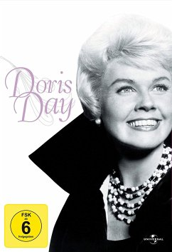 Doris Day Collection DVD-Box - Doris Day,Rock Hudson,Tony Randall