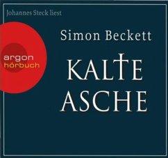 Kalte Asche / David Hunter Bd.2 (6 Audio-CDs) - Beckett, Simon