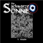 Schwarze Sonne, 1 Audio-CD / Die schwarze Sonne, Audio-CDs Tl.5, Tl.5